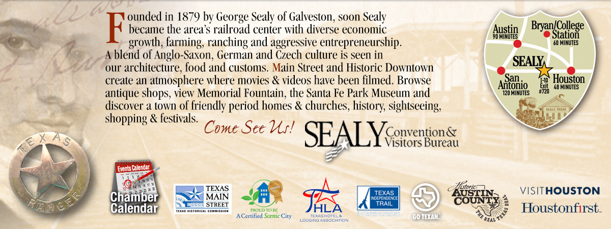 Visit Sealy